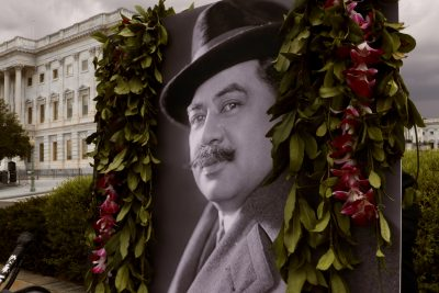 Celebrating Prince Kuhio's Legacy In Washington With A Call To Do More For Hawaiians
