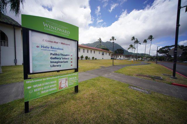 Windward Community College.
