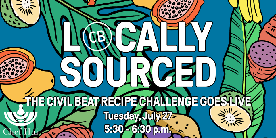PSA – EVENT: Locally Sourced: The CB Recipe Challenge Goes Live 7/27/21