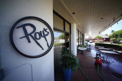 Roy's Restaurant Hawaii Kai.