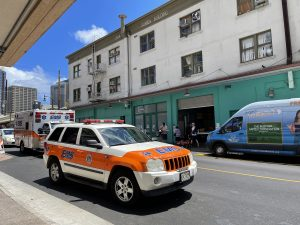 Emergency Calls Are Back To Pre-Pandemic Levels On Oahu. Here's How EMS Is Coping