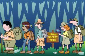John Pritchett: Take A Hike