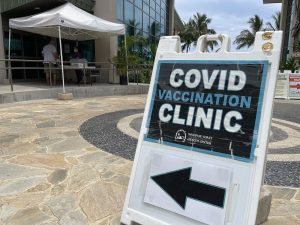 Here's How A 'Perfect Storm' Led To A Spike In COVID Cases On The Westside