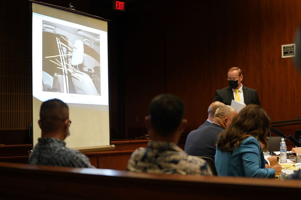 Sykap Hearing Focuses On Whether Officer Shot Teen To Protect Colleague