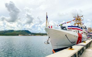 Coast Guard Boosts Pacific Presence With Three New Ships In Guam