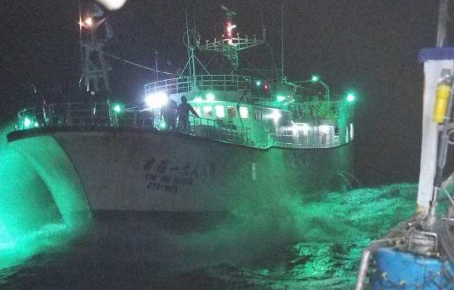 Global Competition Over Fish Stocks Increasingly Affects Hawaii