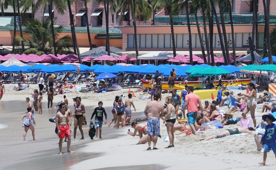 Hawaii Governor Says Covid-19 Improvements Likely To Open Door To Tourism For The Holidays