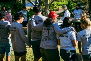 Westside Students Learn About Waianae Coast —And Themselves