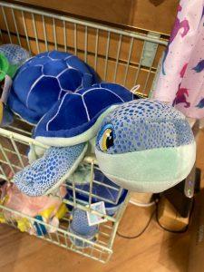 Stuffed animal shortage