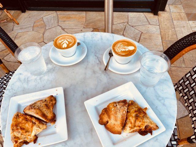 coffee covid denby column