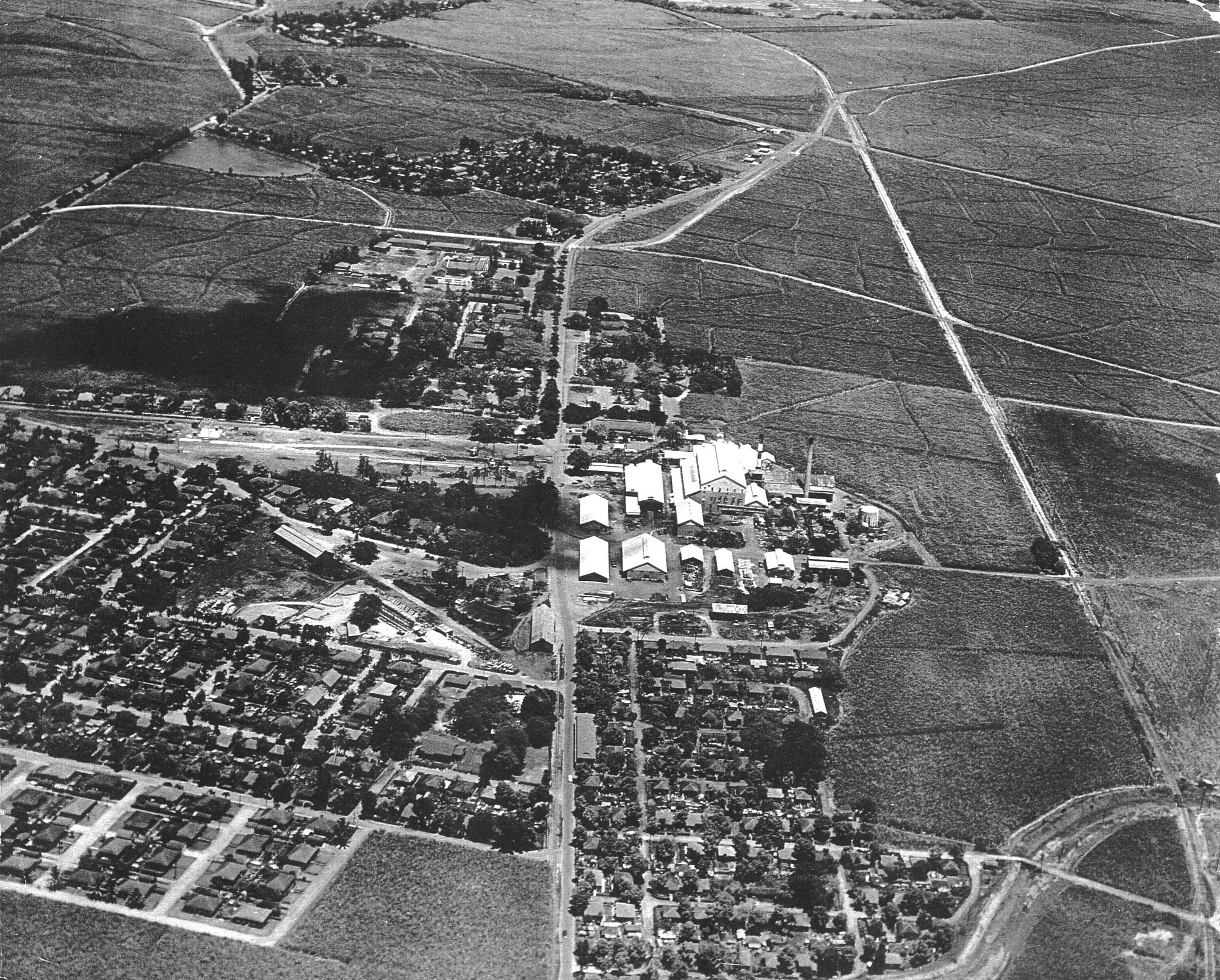 Ewa Villages Plantation Company Renton Road