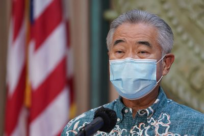 Ige To Allow Non-Essential Travel For Fully Vaccinated Residents, Visitors