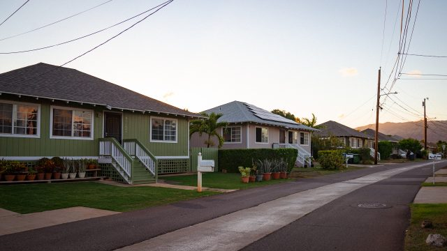 Ewa Villages Plantation Historic Homes