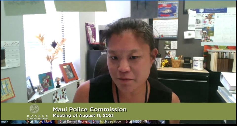 Maui Commission Debates Whether To Hire Next Police Chief In Private