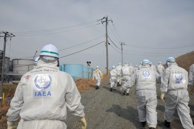 Japan's Plan To Discharge Nuclear Waste Into The Pacific Worries Island Nations
