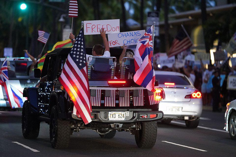 Trisha Kehaulani Watson: Don't Raise The Hawaiian Flag In The Name Of Rejecting Vaccines