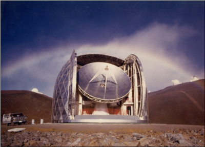 As TMT Works To Build On Mauna Kea, Two Telescopes Are Coming Down