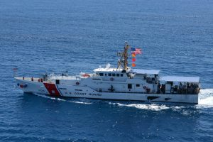 US Coast Guard Steps In To Help Samoa Enforcement Effort