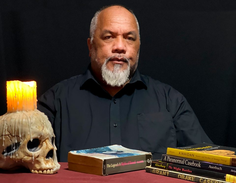 Danny De Gracia: Why It's Important To Tell Ghost Stories During A Pandemic