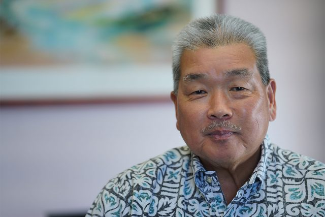 Department of Planning and Permitting Director Dean Uchida.