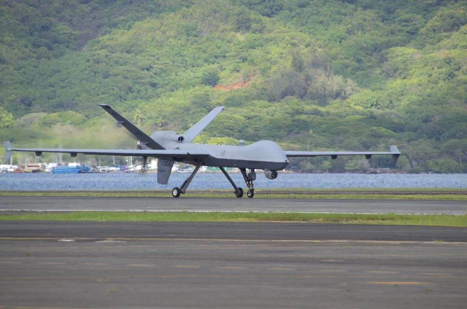 Military Practices Using Drones For Maritime Surveillance In Hawaii