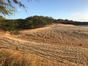 Molokai Residents Riled By Possible Gate To Block Vehicles From Beach