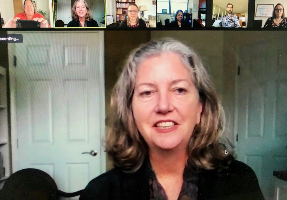 The Civil Beat Editorial Board Interview: Honolulu Parks Director Laura Thielen